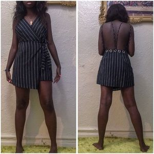 Tobi Surplice dress
